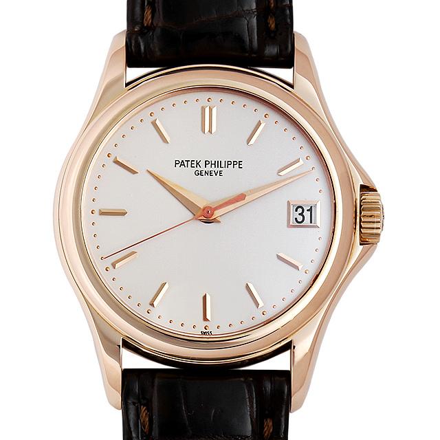 【48回払いまで無金利】パテックフィリップ カラトラバ 5127R-001 メンズ(0KTSPPAU0001)【中古】【腕時計】【送料無料】