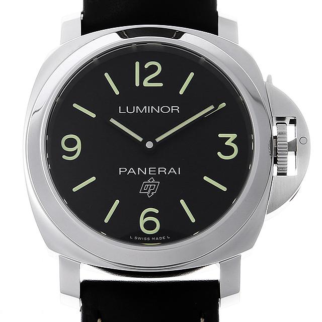 【48回払いまで無金利】パネライ ルミノール ベース ロゴ 3デイズ アッチャイオ PAM00773 U番 メンズ(0FHMOPAN0033)【新品】【腕時計】【送料無料】