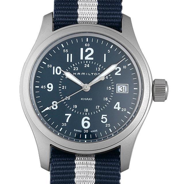 【48回払いまで無金利】ハミルトン カーキフィールド クオーツ H68201043 メンズ(004UHMAN0027)【新品】【腕時計】【送料無料】