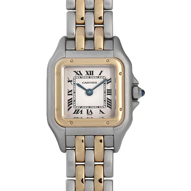 【48回払いまで無金利】カルティエ パンテール SM 2ROW W25029B6 レディース(001HCAAU0139)【中古】【腕時計】【送料無料】