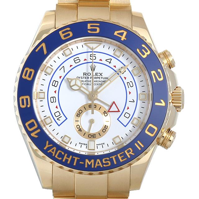 【48回払いまで無金利】【ご予約品】ロレックス ヨットマスターII 116688 最新型 メンズ(006XROAU1151)【中古】【腕時計】【送料無料】