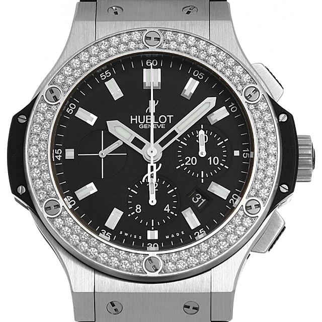 ウブロ ビックバン スティール ダイヤモンド 301.SX.1170.GR.1104 メンズ(007UHBAU0125)【中古】【腕時計】【送料無料】