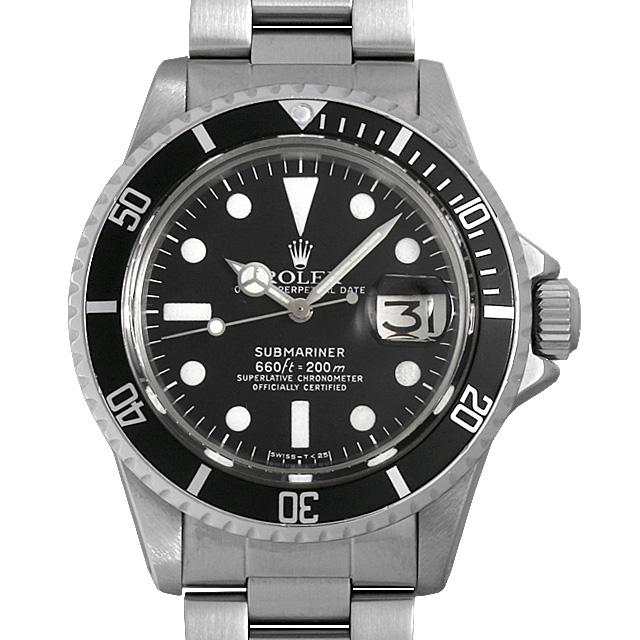 【48回払いまで無金利】ロレックス サブマリーナ デイト Cal.1570 1680 50番 メンズ(007UROAA0127)【アンティーク】【腕時計】【送料無料】