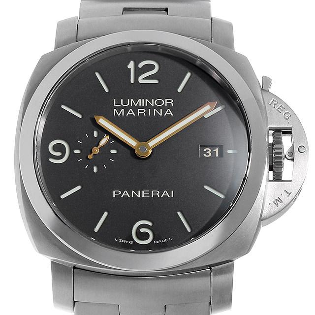 パネライ ルミノールマリーナ 1950 3DAYS PAM00352 Q番 メンズ(0NUROPAU0001)【中古】【腕時計】【送料無料】