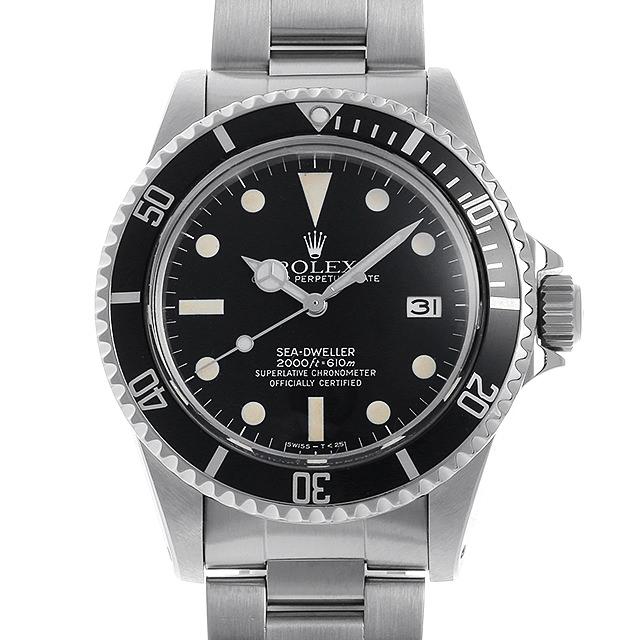 【48回払いまで無金利】ロレックス シードゥエラー 1665 67番 メンズ(0NZNROAA0001)【アンティーク】【腕時計】【送料無料】