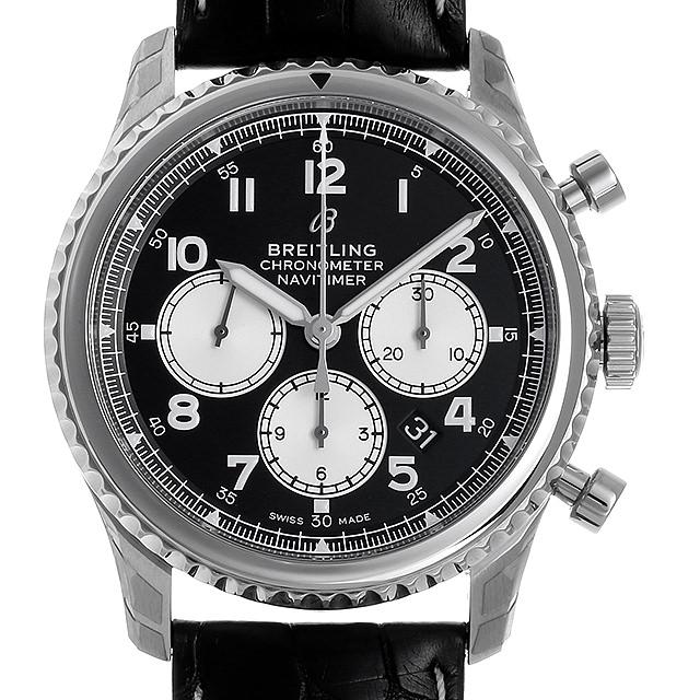 【48回払いまで無金利】ブライトリング ナビタイマー8 B01 クロノグラフ43 A008B-1WBA メンズ(0CZOBRAN0008)【新品】【腕時計】【送料無料】