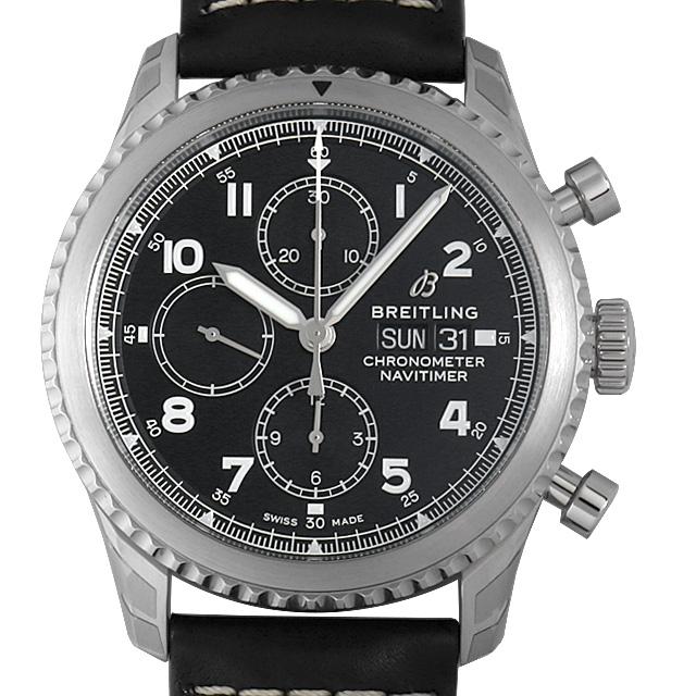 【48回払いまで無金利】ブライトリング ナビタイマー8 クロノグラフ43 A118B-1LBA メンズ(002GBRAR0004)【新品】【腕時計】【送料無料】