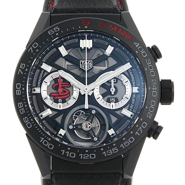 タグホイヤー カレラ キャリバーホイヤー02T CAR5A91.FT6162 メンズ(002NTHAN0045)【新品】【腕時計】【送料無料】