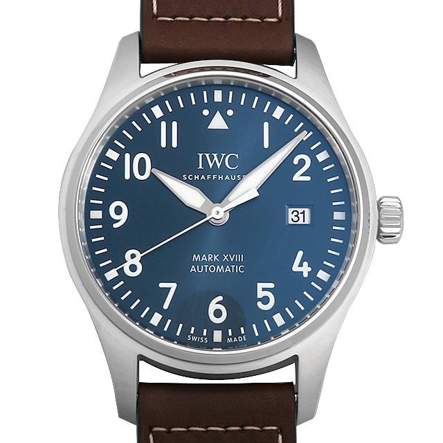 【48回払いまで無金利】IWC パイロットウォッチ マーク18 プティプランス IW327010 メンズ(0088IWAN0081)【新品】【腕時計】【送料無料】