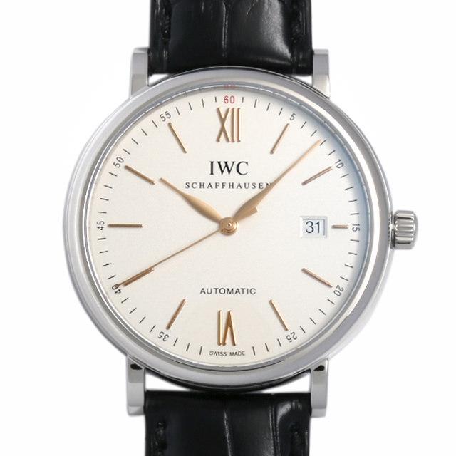 【48回払いまで無金利】IWC ポートフィノ オートマティック IW356517 メンズ(0BCCIWAS0001)【中古】【未使用】【腕時計】【送料無料】