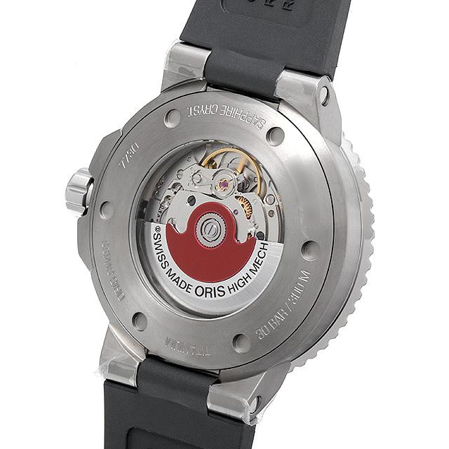 【48回払いまで無金利】オリス アクイス デイト 733 7730 7153R メンズ(006TOSAN0104)【新品】【腕時計】