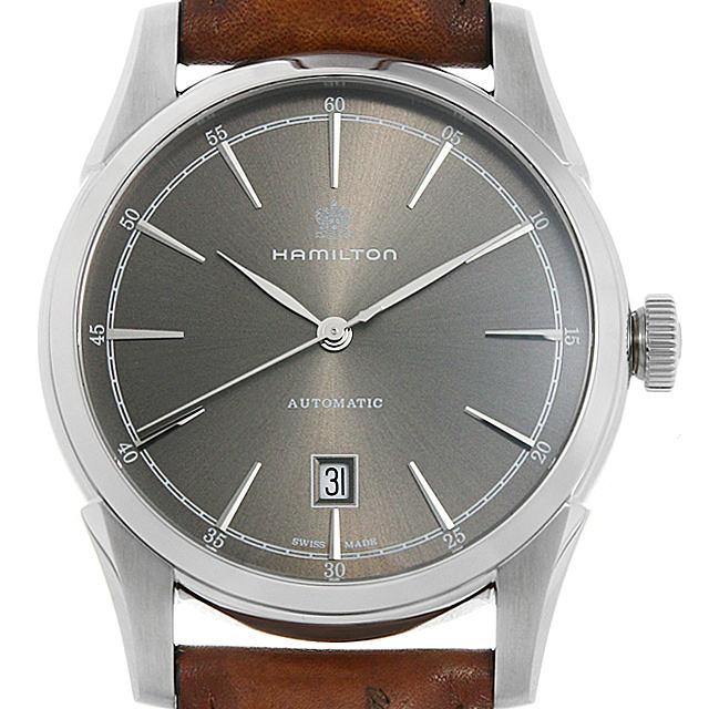 【48回払いまで無金利】ハミルトン スピリット オブ リバティ H42415591 メンズ(006THMAN0211)【新品】【腕時計】【送料無料】