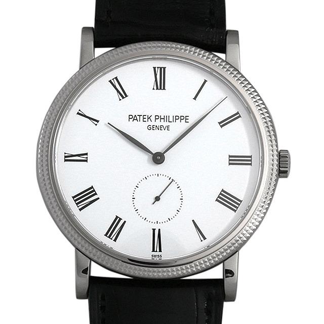 【48回払いまで無金利】パテックフィリップ カラトラバ 5119G-001 メンズ(006TPPAU0010)【中古】【腕時計】【送料無料】