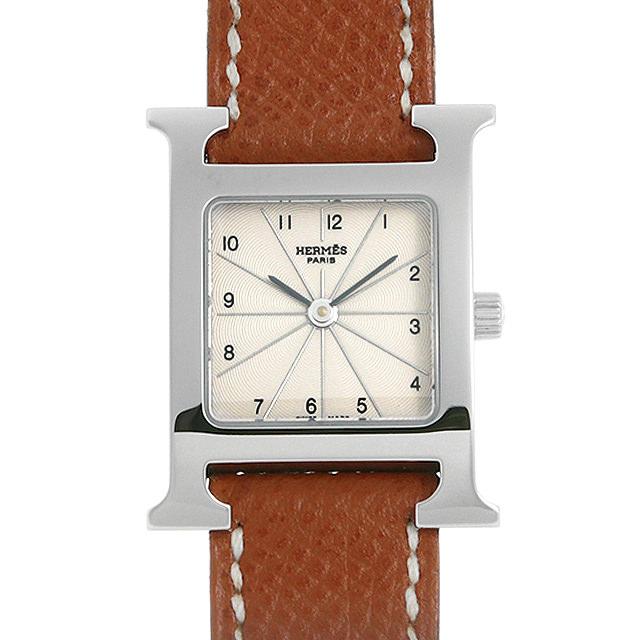 【48回払いまで無金利】エルメス Hウォッチ HH1.210.260 レディース(006XHEAU0016)【中古】【腕時計】【送料無料】