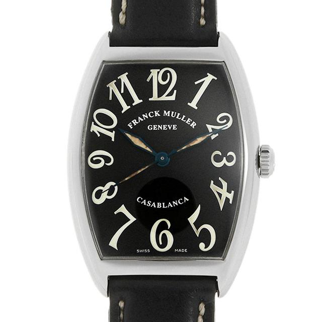 【48回払いまで無金利】フランクミュラー カサブランカ 初期型 CASABLANCA AC メンズ(007UFRAU0165)【中古】【腕時計】【送料無料】