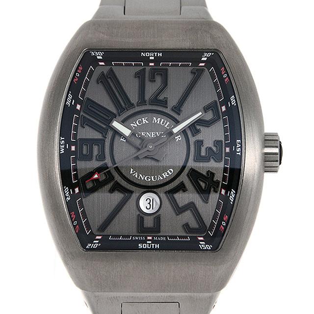 【48回払いまで無金利】フランクミュラー ヴァンガード V45 SCDT TTBR NR メンズ(007UFRAU0168)【中古】【腕時計】【送料無料】