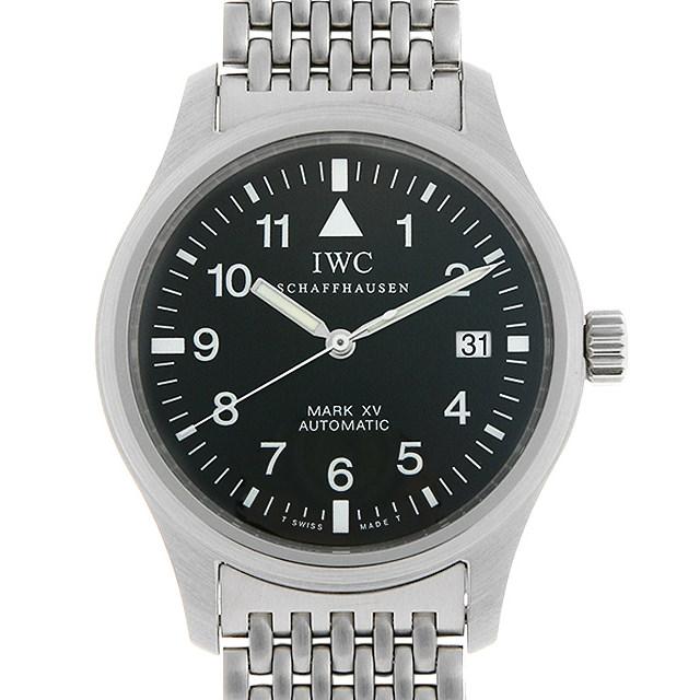 【48回払いまで無金利】IWC マーク15 マークXV IW325302(3253-02) メンズ(007UIWAU0146)【中古】【腕時計】【送料無料】