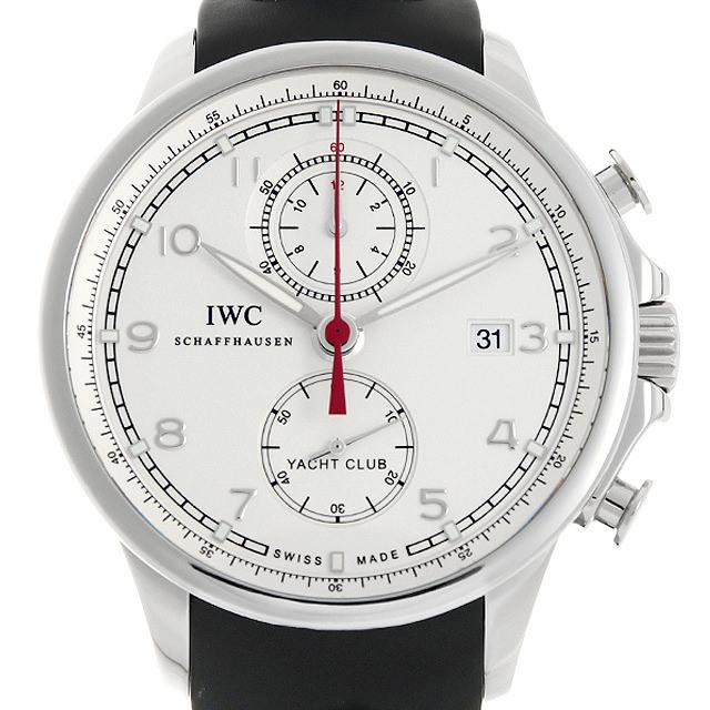 【48回払いまで無金利】IWC ポルトギーゼ ヨットクラブ IW390211 メンズ(008KIWAU0020)【中古】【腕時計】【送料無料】