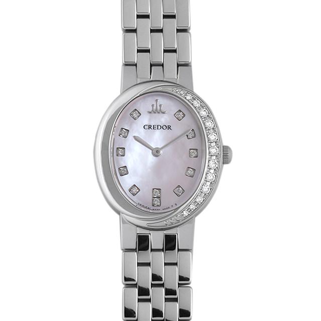 セイコー クレドール シグノ GSWE855 レディース(009MSEAU0039)【中古】【腕時計】【送料無料】