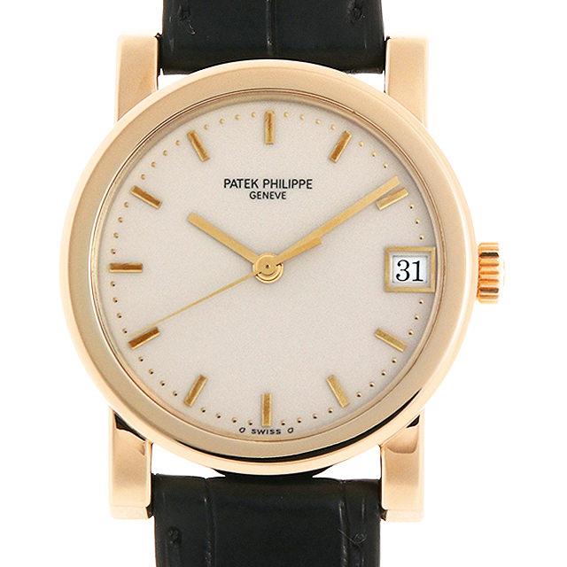 【48回払いまで無金利】パテックフィリップ カラトラバ 5012J-001 メンズ(01G3PPAU0001)【中古】【腕時計】【送料無料】