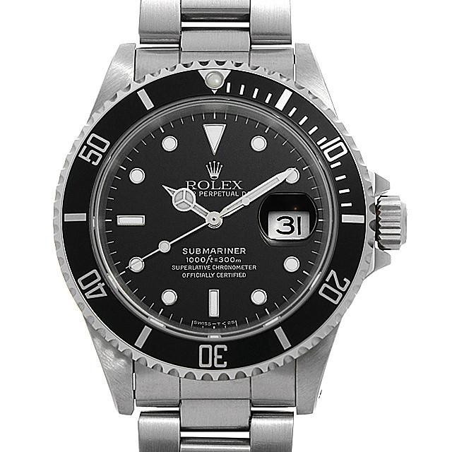 【48回払いまで無金利】ロレックス サブマリーナ デイト 16610 X番 メンズ(0A89ROAU0141)【中古】【腕時計】【送料無料】