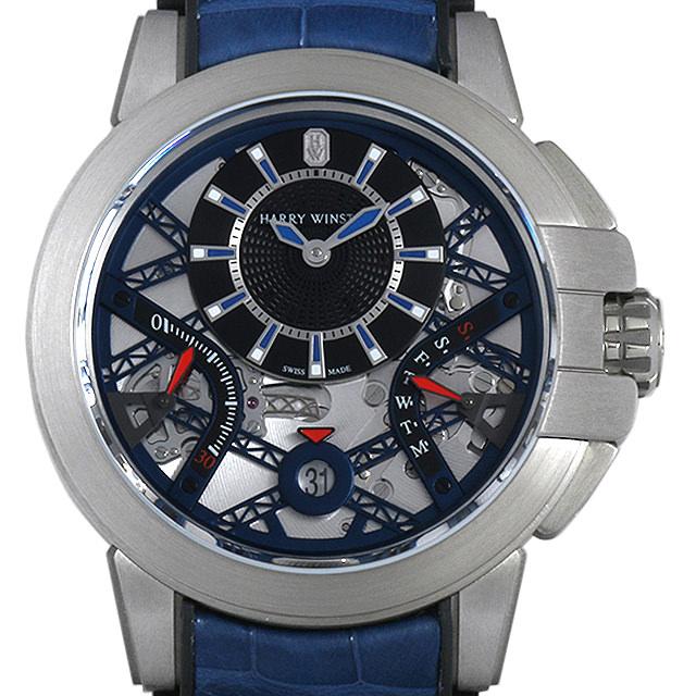 【48回払いまで無金利】ハリーウィンストン オーシャン プロジェクトZ10 OCEABI42ZZ001 メンズ(0CHFHWAU0001)【中古】【腕時計】【送料無料】