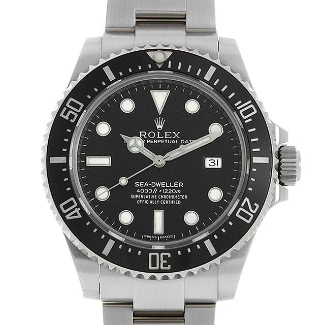 【48回払いまで無金利】ロレックス シードゥエラー4000 116600 メンズ(0OGKROAU0001)【中古】【腕時計】【送料無料】