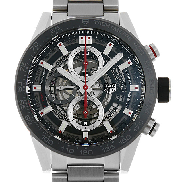タグホイヤー カレラ キャリバー ホイヤー01 クロノグラフ CAR201V.BA0766 メンズ(0064THAN0225)【新品】【腕時計】【送料無料】