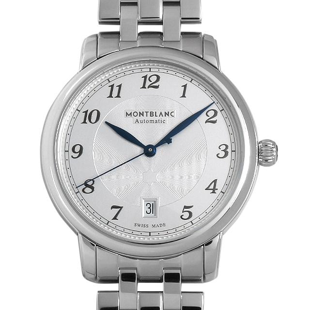 【48回払いまで無金利】モンブラン スター レガシー オートマティック デイト 117323 メンズ(006TMLAN0039)【新品】【腕時計】【送料無料】
