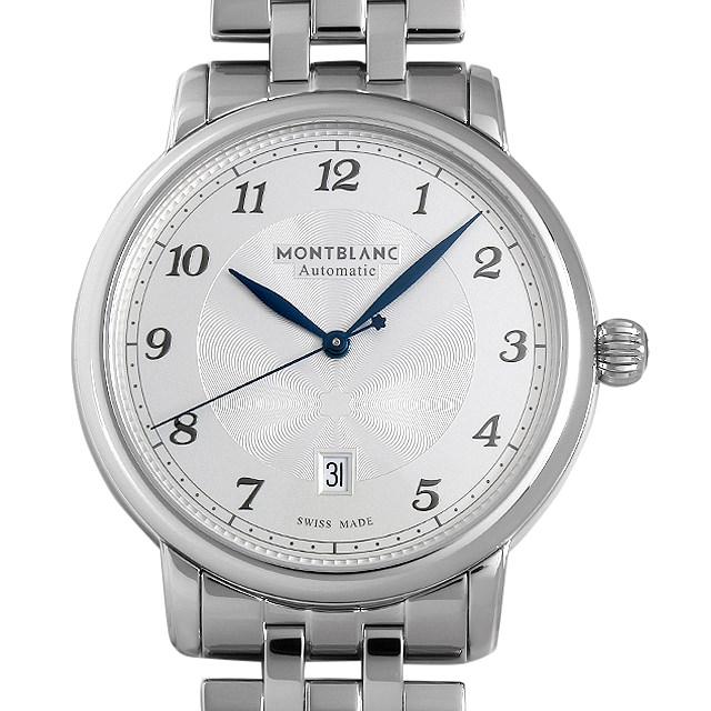 【48回払いまで無金利】モンブラン スター レガシー オートマティック デイト 117324 メンズ(006TMLAN0040)【新品】【腕時計】【送料無料】