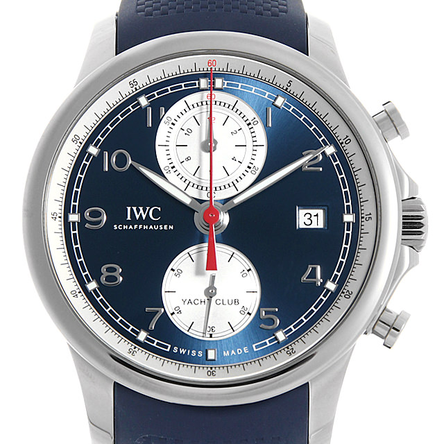 IWC ポルトギーゼ ヨットクラブ クロノグラフ IW390507 メンズ(0018IWAN0028)【新品】【腕時計】【送料無料】