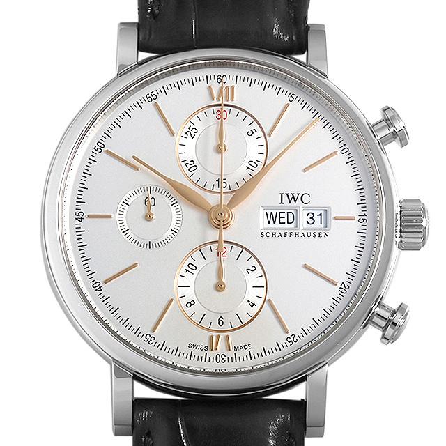 【48回払いまで無金利】IWC ポートフィノ クロノグラフ IW391031 メンズ(002NIWAN0147)【新品】【腕時計】【送料無料】【キャッシュレス5%還元】