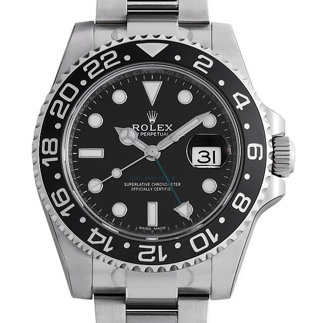 【48回払いまで無金利】ロレックス GMTマスターII 116710LN メンズ(0IBCROAN0001)【新品】【腕時計】【送料無料】