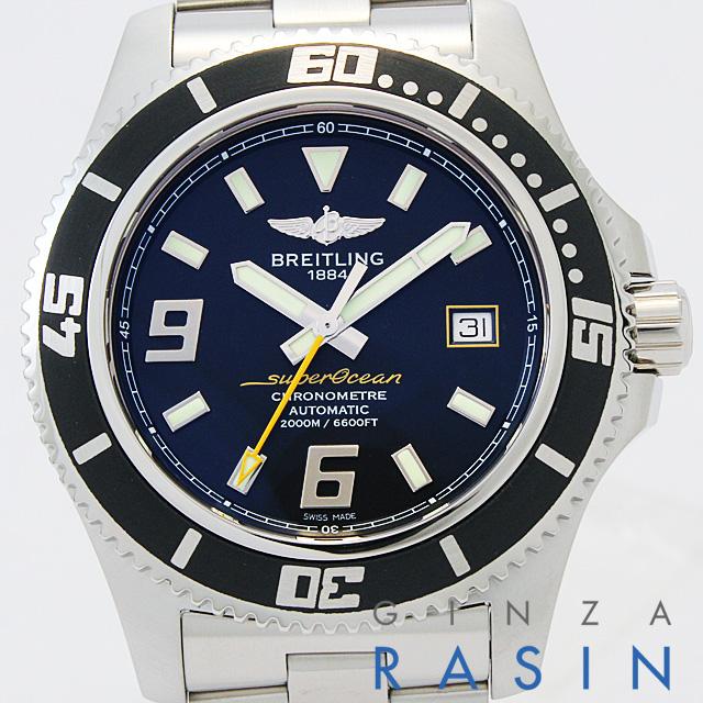 【48回払いまで無金利】ブライトリング エアロマリン スーパーオーシャン44 A188B78PRS メンズ(N-A188B78PRS)【新品】【腕時計】【送料無料】