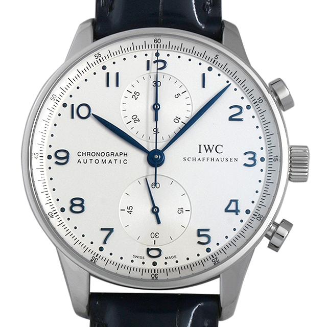 【48回払いまで無金利】IWC ポルトギーゼ クロノグラフ IW371446 メンズ(0018IWAN0025)【新品】【腕時計】【送料無料】