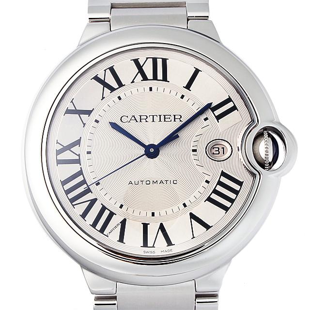 【48回払いまで無金利】カルティエ バロンブルー LM W69012Z4 メンズ(0066CAAN0550)【新品】【腕時計】【送料無料】