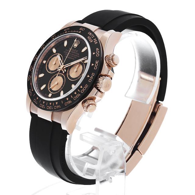 【48回払いまで無金利】ロレックス コスモグラフ デイトナ 116515LN ブラック メンズ(0R1OROAN0008)【新品】【腕時計】
