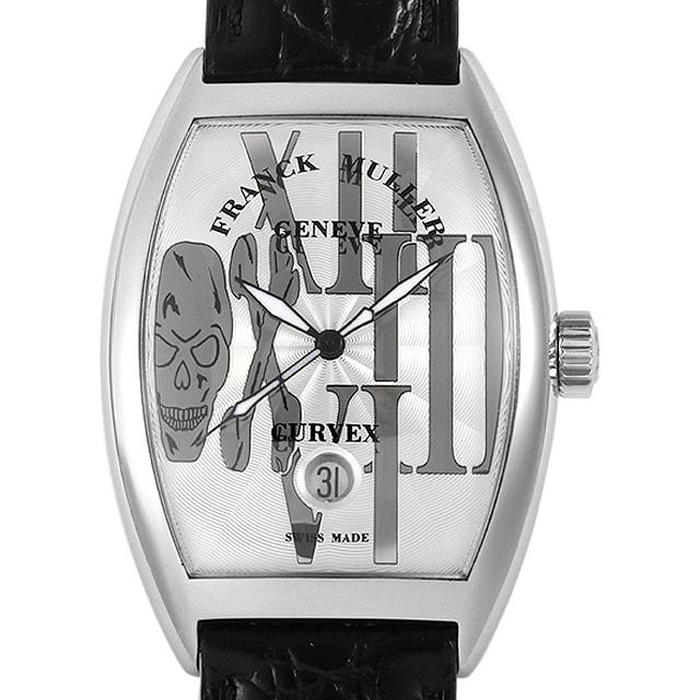 【48回払いまで無金利】SALE フランクミュラー トノーカーベックス ゴシック アロンジェ 7880SC DT GOTH REL メンズ(0LI5FRAU0001)【中古】【腕時計】【送料無料】【キャッシュレス5%還元】