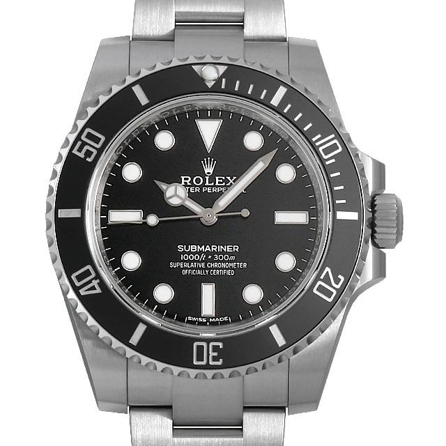 【48回払いまで無金利】ロレックス サブマリーナ ノンデイト 114060 メンズ(0CCTROAN0094)【新品】【腕時計】【送料無料】