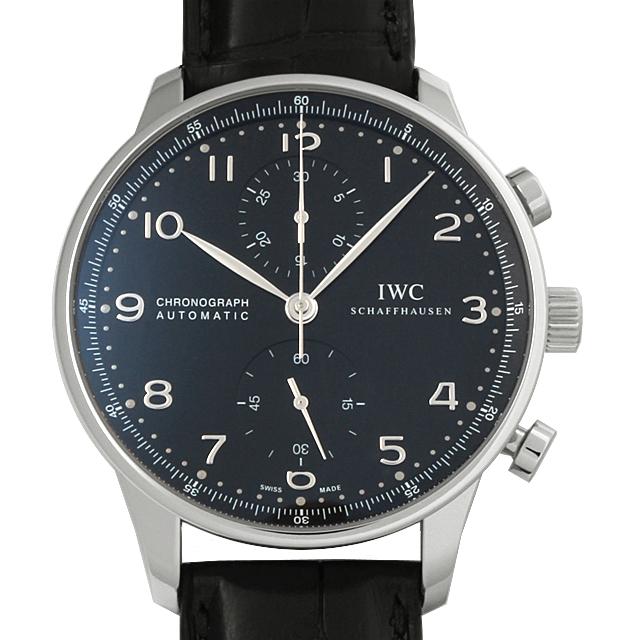 IWC ポルトギーゼ クロノグラフ IW371447 メンズ(015PIWAN0067)【新品】【腕時計】【送料無料】