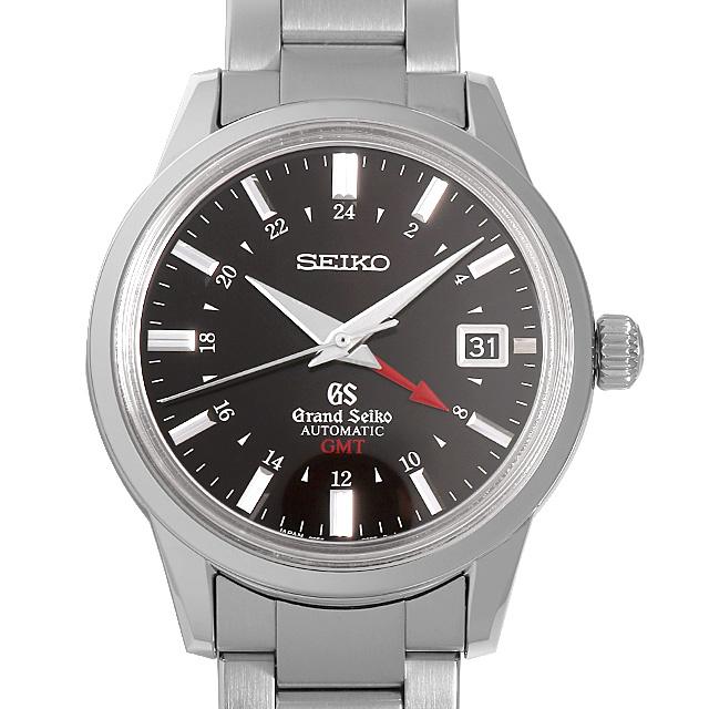 【48回払いまで無金利】グランドセイコー メカニカル GMT SBGM009 メンズ(007UGSAU0094)【中古】【腕時計】【送料無料】【キャッシュレス5%還元】