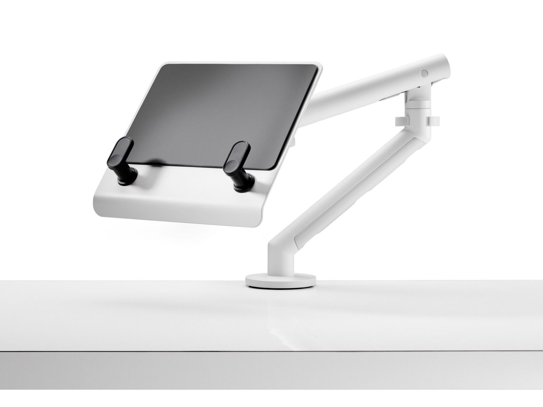 FLO 모니터 암 및 노트북 탑재 역동적인 유연성! 팔 있는 노트북 스탠드