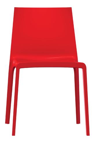 【送料無料】イタリア製 REXITE レキサイト EVELINEStackable chair スタンダードカラー