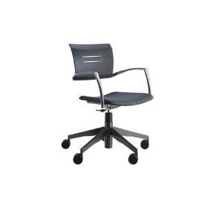 【送料無料】スペイン Dynamobel社 ZAS visitor chair with Swivel