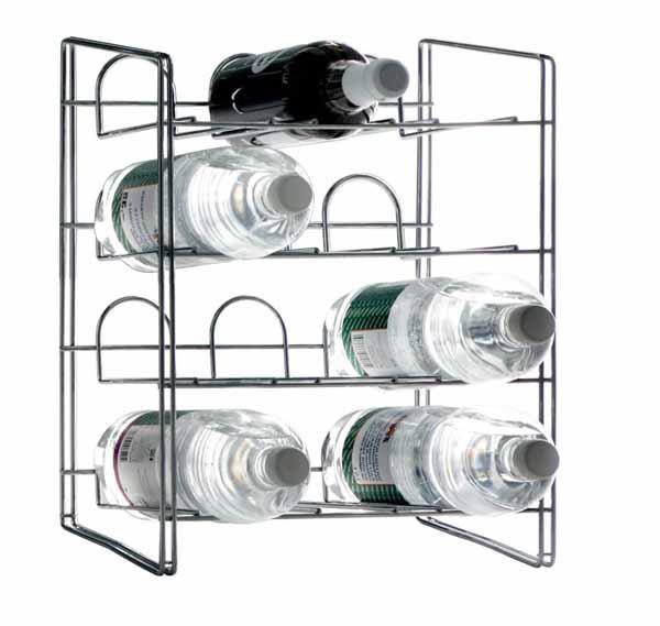 【送料無料】イタリア製 ボトルラック CANTINA 12本収納REXITE  レキサイト デザイナーズボトルラック