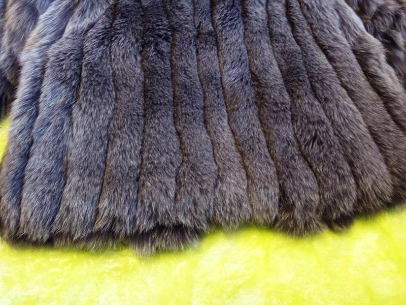 TOGU TOHOMINK SAGA FOX サガフォックスダイドフォックス fur coat silver system 11 super beauty product old clothes t-003t-003 t1001501◆◆