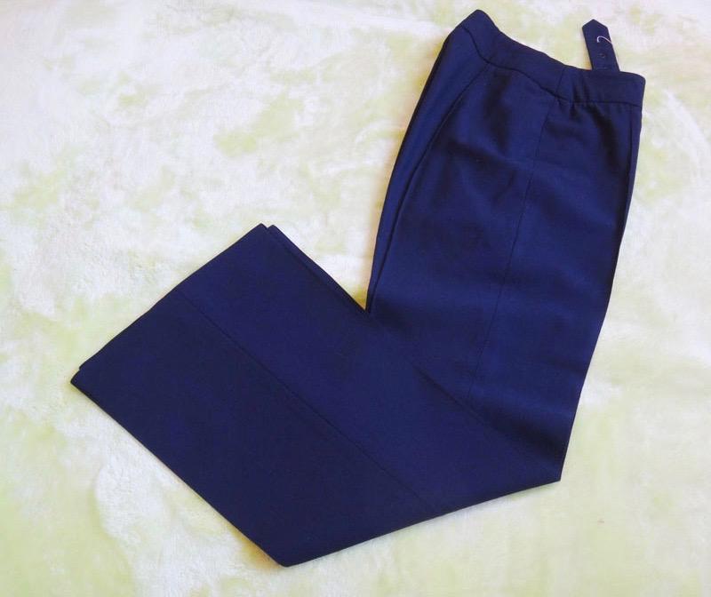 FENDI フェンディ パンツ 黒 サイズ38 美品【中古】t-003