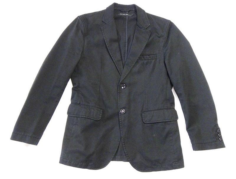 Calvin Klein カルバンクライン ジャケット ブラック Lサイズ 古着 【中古】t-003