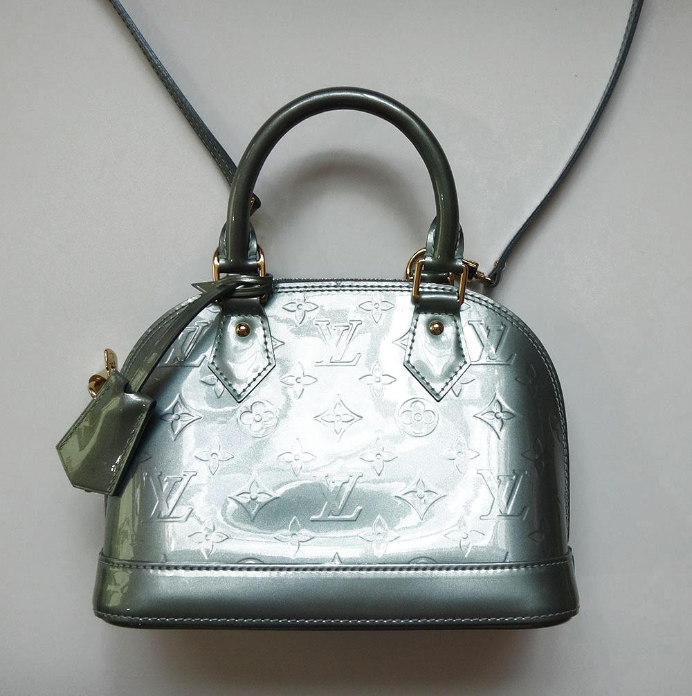 LV Louis Vuitton ルイヴィトン ハンドバッグ トゥルーヴィル モノグラム M42228【中古】◆◆lv81-5232