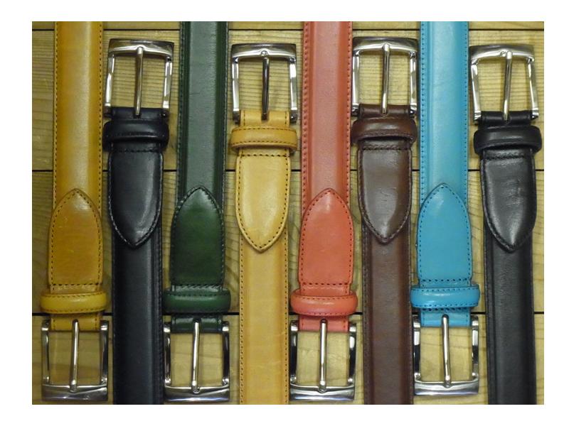 30mm 8色展開 おしゃれなビジネスベルト 牛革ベルト ■30mm 発色のいい伊製の革をていねいに仕上げた2枚合わせのベルトです 上等 男女兼用 ネクタイとの色合わせなどでさりげないコーディネイトを楽しんでください 本革ベルト 早割クーポン メンズ レディース サイズ調整可